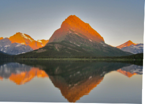 Glacier National Park Dawn