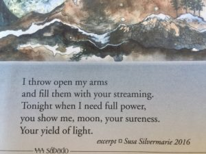 poetry by Susa Silvermarie